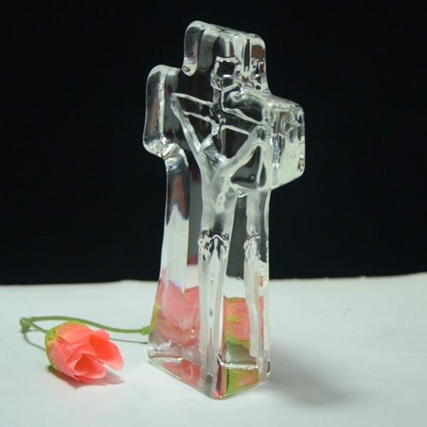 Crystal Sculptures Cross DY-DK8009