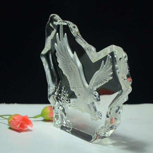 Crystal Sculptures Soaring EagleDY-DK8010