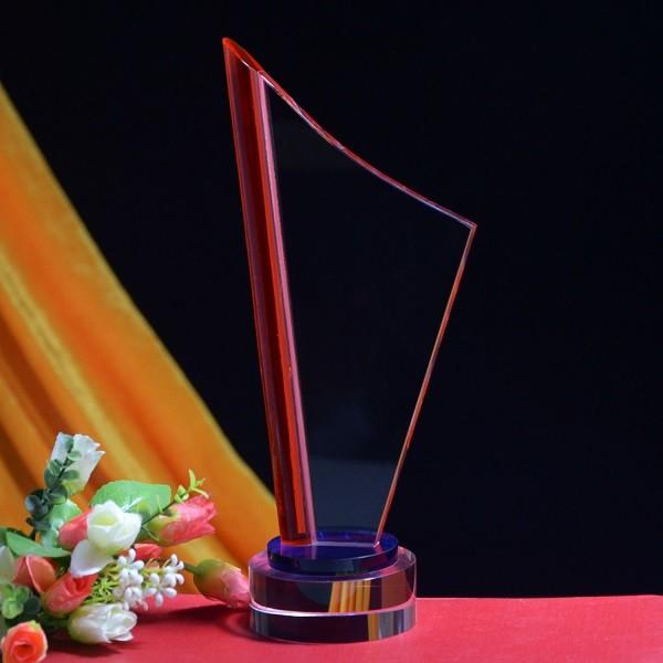 Sailing Crystal Trophy DY-JB8011