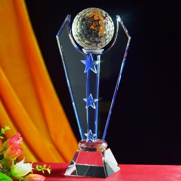Blue Star trophy DY-WJX8003